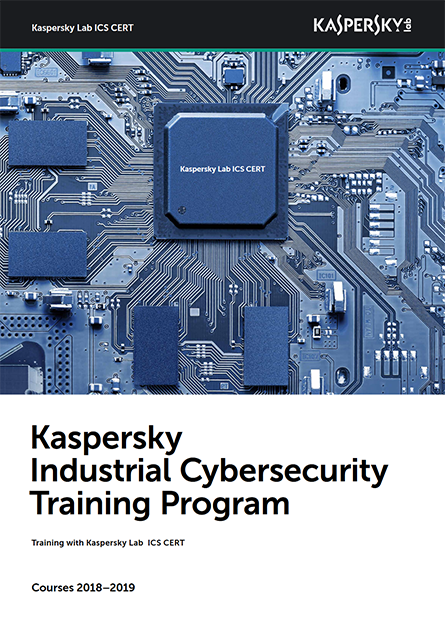 Kaspersky Industrial CyberSecurity Training and Awareness Programs