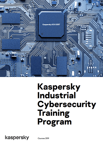 Kaspersky Industrial Cybersecurity Training Program