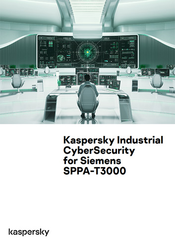 Kaspersky Industrial CyberSecurity for Siemens SPPA-T3000