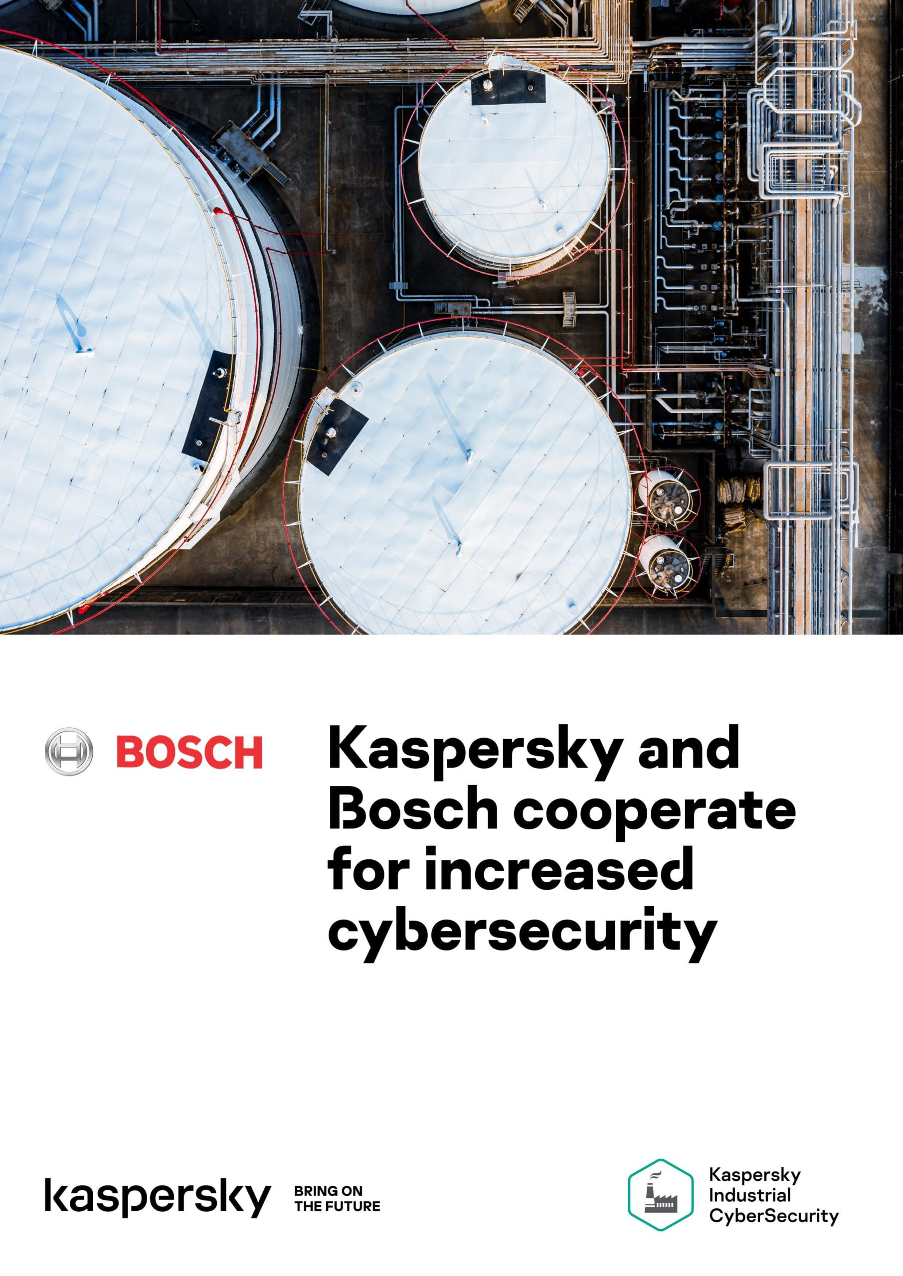 Kaspersky and Bosch cooperate for increased cybersecurity